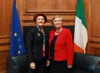 Participation of Androulla Vassiliou, Member of the EC, at the EU Youth Conference, organised in Dublin