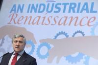 Participation of José Manuel Barroso, President of the EC, and Antonio Tajani, Vice-President of the EC, in the 'European Industrial Policy: An industrial renaissance' conference