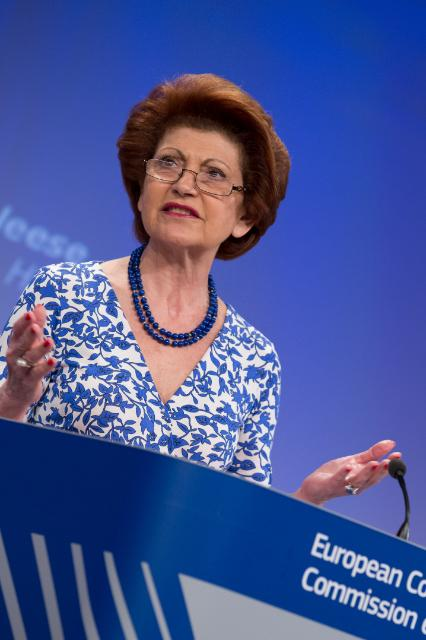 Joint press conference by Androulla Vassiliou, Member of the EC, and Mary McAleese, Chair of the High Level Group on the Modernisation of Higher Education, following the Group's first meeting