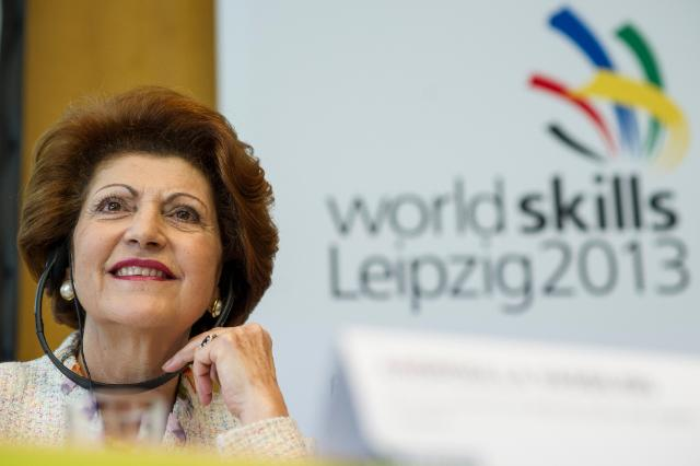Launch of the European Alliance for Apprenticeships in the margins of 2013 WorldSkills competition with the participation of Androulla Vassiliou and László Andor, Members of the EC