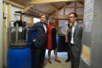Visit of Johannes Hahn, Member of the EC, to France