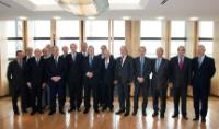 Visit of a delegation from the Cercle de l'Industrie to the EC