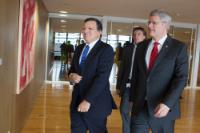 Visite de Stephen Harper, Premier ministre canadien, à la CE