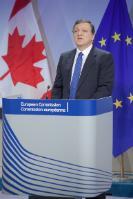 Visit of Stephen Harper, Canadian Prime Minister, to the EC
