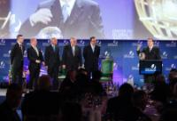 Handing over of the CGDC's annual Award to José Manuel Barroso, President of the EC