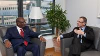 Visit of Ibrahim Boubacar Keïta, President of Mali, to the EC