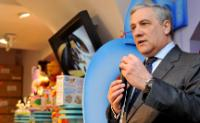 Presentation of the 'EU Stop Fakes' campaign by Antonio Tajani, Vice-President of the EC, in Rome