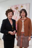 Visite de Dominique Leroy, PDG de Belgacom, à la CE