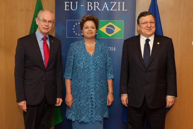 EU/Brazil Summit, 24/02/2014