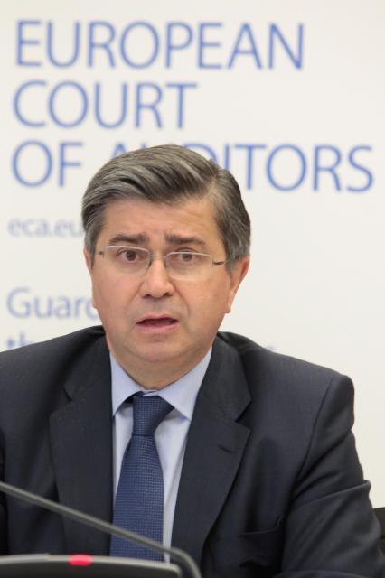 Press conference by Baudilio Tomé Muguruza, Member of the European Court of Auditors, on the preferential trade arrangements