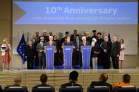 Visit of European religious leaders to the EC