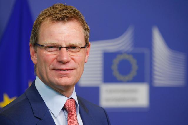 Stephen Quest, directeur général de la DG Informatique  de la CE