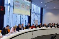 "Illustration of ""High Level meeting to coordinate the European response to the Ebola outbreak in West Africa"""