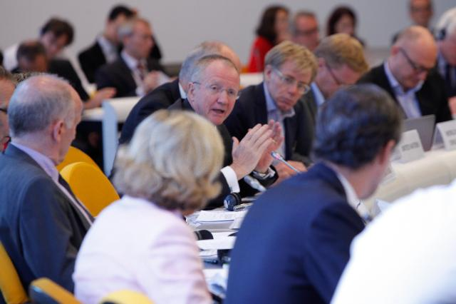 High Level meeting to coordinate the European response to the Ebola outbreak in West Africa