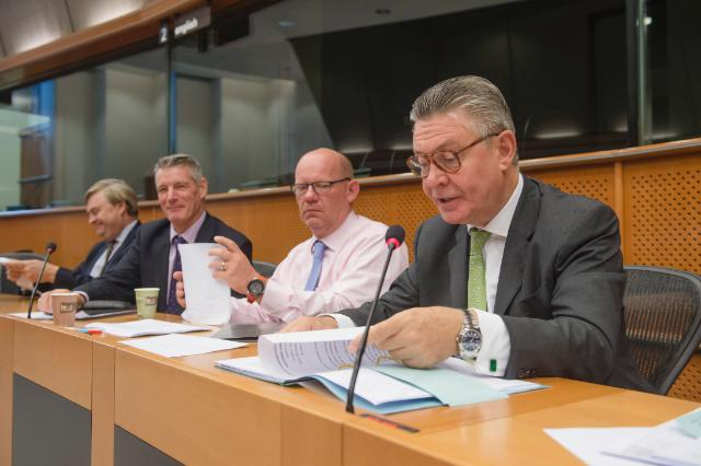 Participation of Karel De Gucht, Member of the EC, at the EP conference on external trade and investment policy
