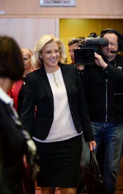 Audition de Corina Creţu, membre désignée de la CE, au PE