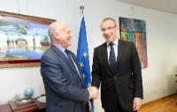 Visit of Saïd Djinnit, United Nations Special Envoy for the Great Lakes Region, to the EC