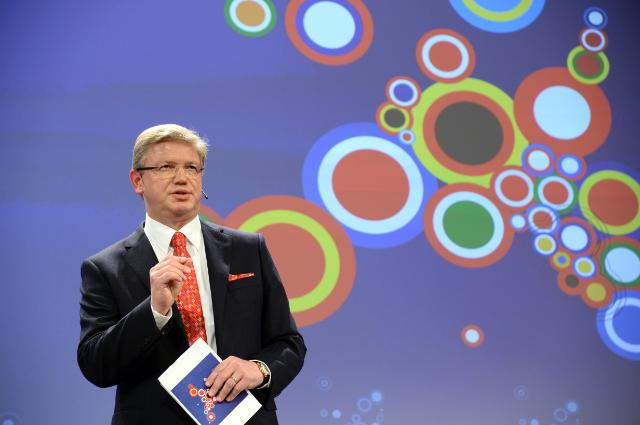 Press conference by Štefan Füle, Member of the EC, on the presentation of the 2014 Enlargement Package