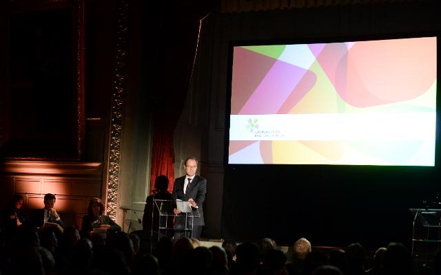 Awards ceremony of the European Prize for Literature 2014
