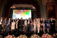 "Illustration of ""Awards ceremony of the European Prize for Literature 2014"""