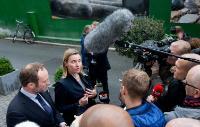 """Illustration of """"Visit of Federica Mogherini, Vice-President of the EC, to Denmark"""""""
