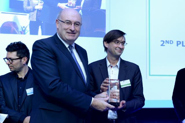 Ceremony of the CAP Communication Awards 2014, with the participation of Phil Hogan, Member of the EC