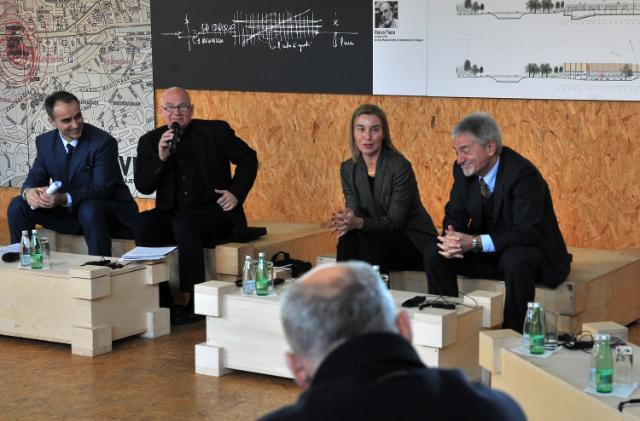 Visit of Federica Mogherini, Vice-President of the EC, to Bosnia and Herzegovina
