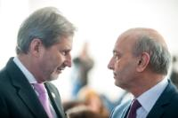 Visit of Johannes Hahn, Member of the EC, to Kosovo