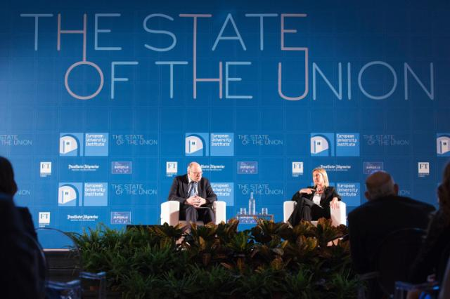 5th State of the Union conference, 8/05/2015