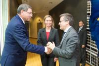 Visit of Habib Essid, Head of the Tunisian Government, to the EC