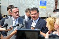 Visit by Maroš Šefčovič, Vice-President of the EC, to Serbia