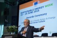 European Sustainable Energy Week 2015 and ceremony of the Sustainable Energy Europe Awards 2015