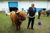 "Illustration of ""Visit of Phil Hogan, Member of the EC, to the Royal Highland Show 2015 in Edinburgh"""