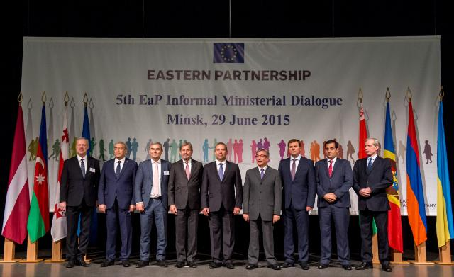 Participation of Johannes Hahn and Karmenu Vella, Members of the EC, at the 5th Informal Eastern Partnership Ministerial Dialogue of Minsk