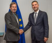 Visit of Bekim Çollaku, Kosovan Minister for European Integration, to the EC