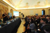 Citizens' Dialogue 2015 in Matera, with the participation of Corina Creţu
