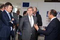 Visit of Johannes Hahn, Member of the EC, to Jordan