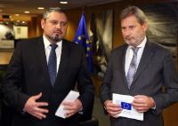 Visit of Andrei Galbur, Moldovan Deputy Prime Minister, Minister for Foreign Affairs and European Integration, to the EC