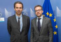 Visit of Manuel Heitor, Portuguese Minister for Science, Technology and Higher Education, to the EC