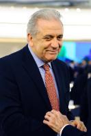 Visite de Dimitris Avramopoulos, membre de la CE, en Suisse