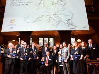 European Heritage Label Award Ceremony 2015 with the participation of Tibor Navracsics, Member of the EC