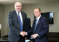Visit of Phil Hogan, Member of the EC, to Japan