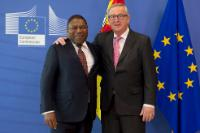 Visit of Filipe Jacinto Nyusi, President of Mozambique, to the EC