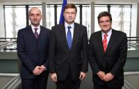 Visit of representatives of the Network of EU Independent Fiscal Institutions to the EC