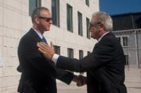 Visit of Dimitris Avramopoulos, Member of the EC, to Lisbon