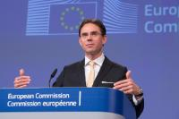 Joint press conference by Jyrki Katainen, Vice-President of the EC, and Vytenis Andriukaitis and Dimitris Avramopoulos, Members of the EC, on the conclusions of the weekly meeting of the Juncker Commission