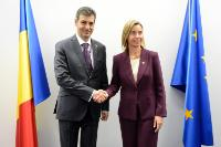Participation of Federica Mogherini, Vice-President of the EC, in the Warsaw Summit Experts' Forum 2016