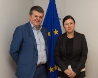 Visite de Bart Somers, membre du Comité des régions (CdR), à la CE
