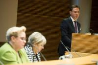 Citizens' Dialogue in Helsinki with Jyrki Katainen, Vice-President of the EC