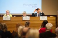 Dialogue avec les citoyens à Helsinki avec Jyrki Katainen, vice-président de la CE